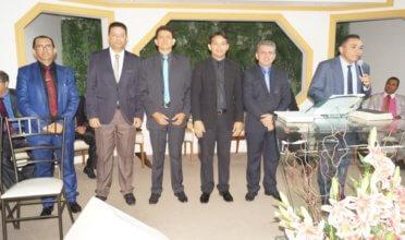 Os vice-presidentes do Campo