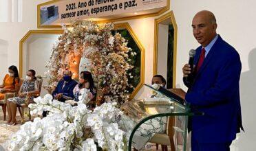 Pastor Amarildo Martins - Presidente das CONEMAD-TO/MA e IAD Não Madureira em Palmas
